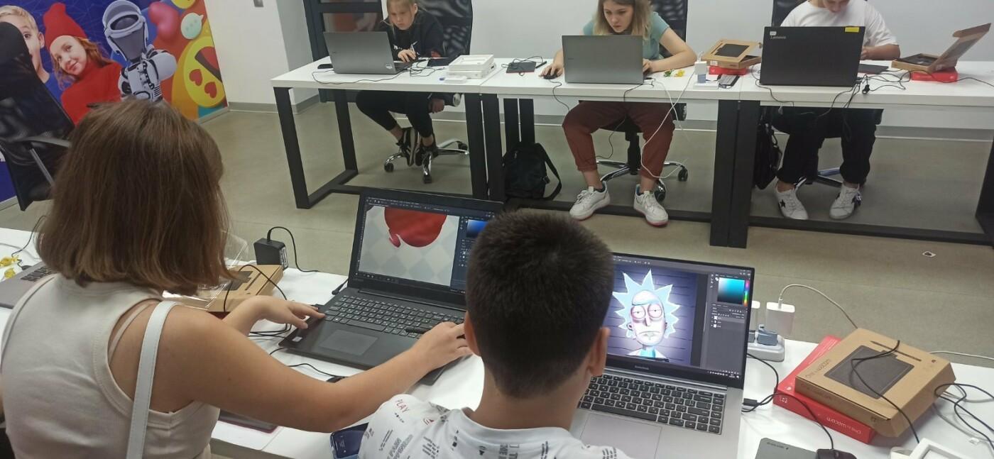 Яркие впечатления и полезные навыки: как закончилась 1 смена IT-лагеря BYTE, фото-4