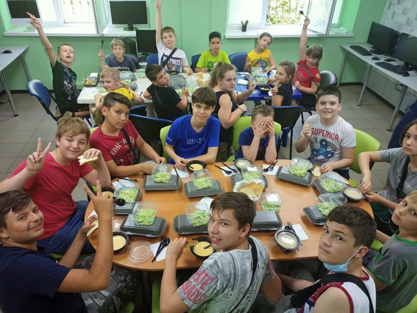 В Мариуполе закончилась вторая смена IT-лагеря для детей!, фото-12
