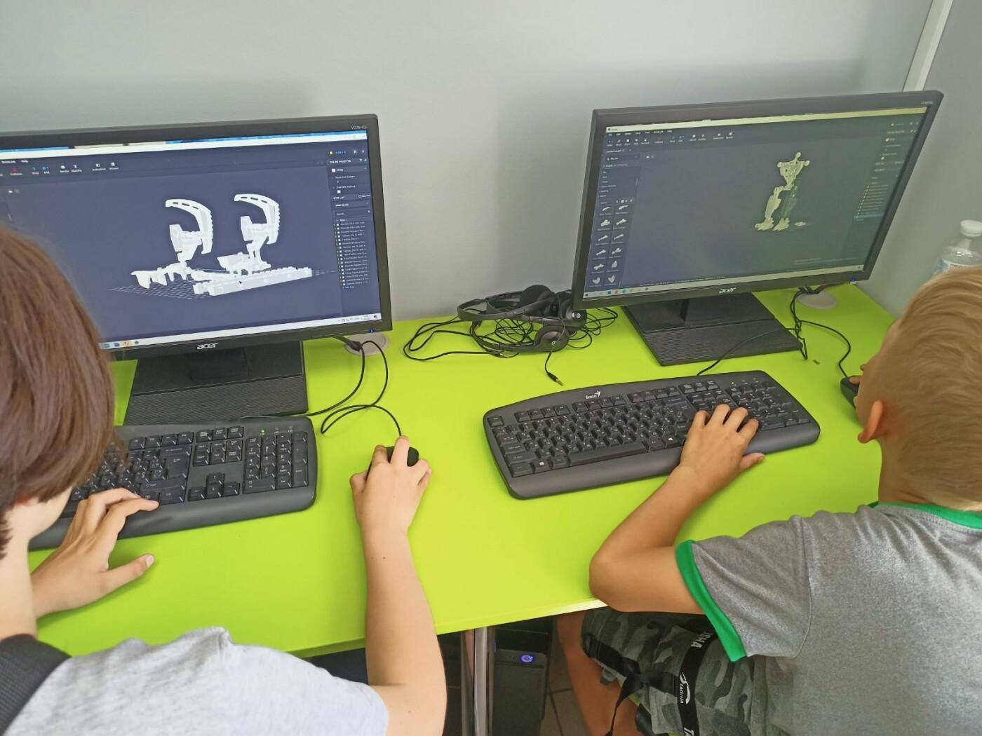 В Мариуполе закончилась вторая смена IT-лагеря для детей!, фото-4