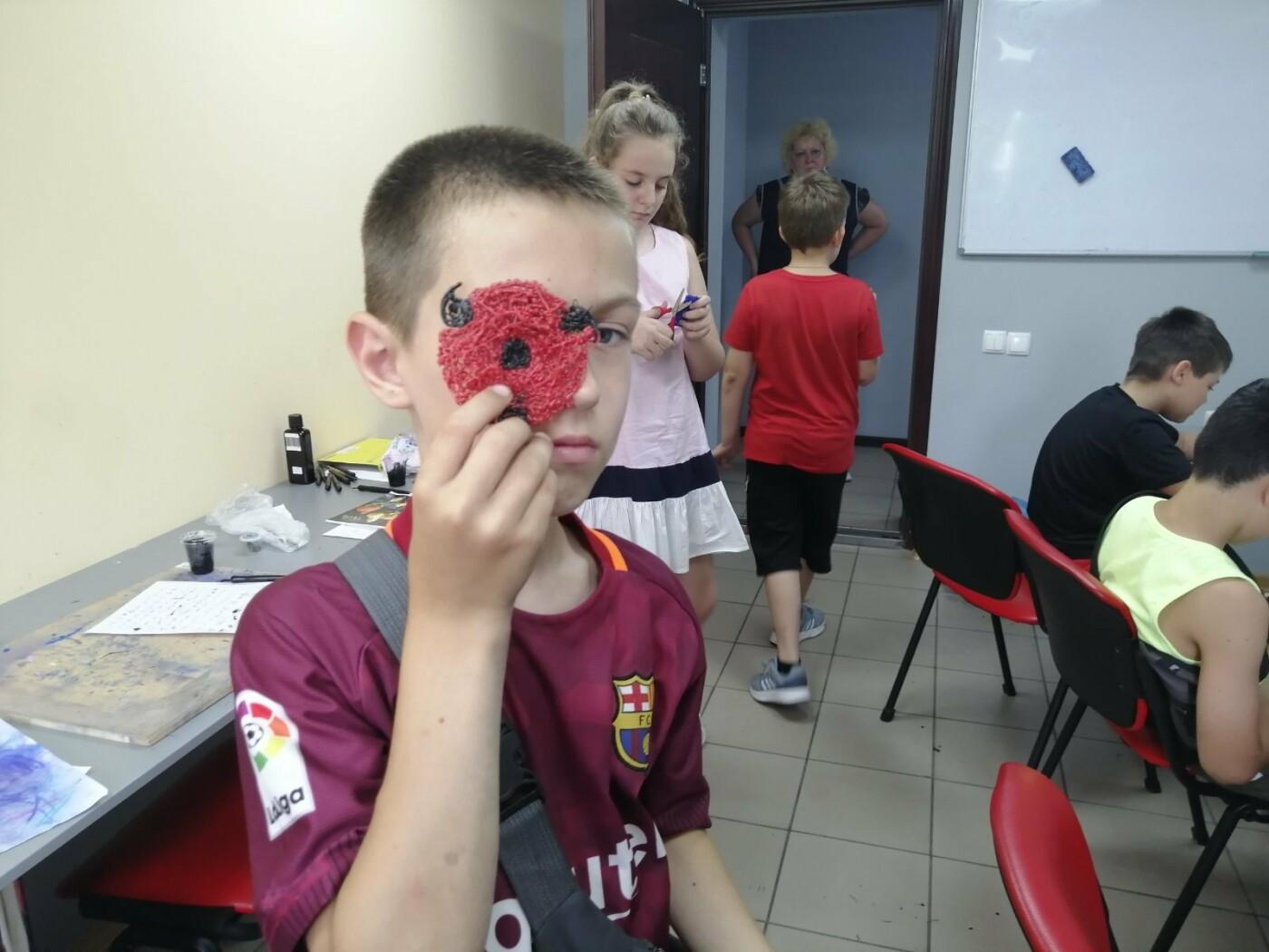 В Мариуполе закончилась вторая смена IT-лагеря для детей!, фото-9