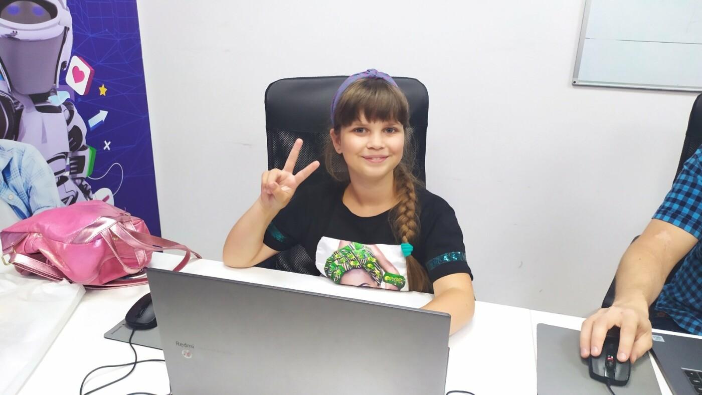 В Мариуполе закончилась вторая смена IT-лагеря для детей!, фото-2