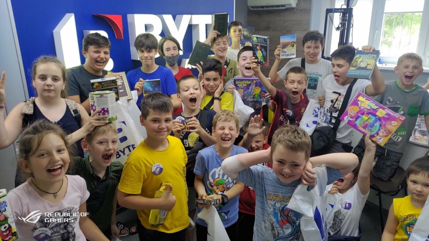 В Мариуполе закончилась вторая смена IT-лагеря для детей!, фото-1