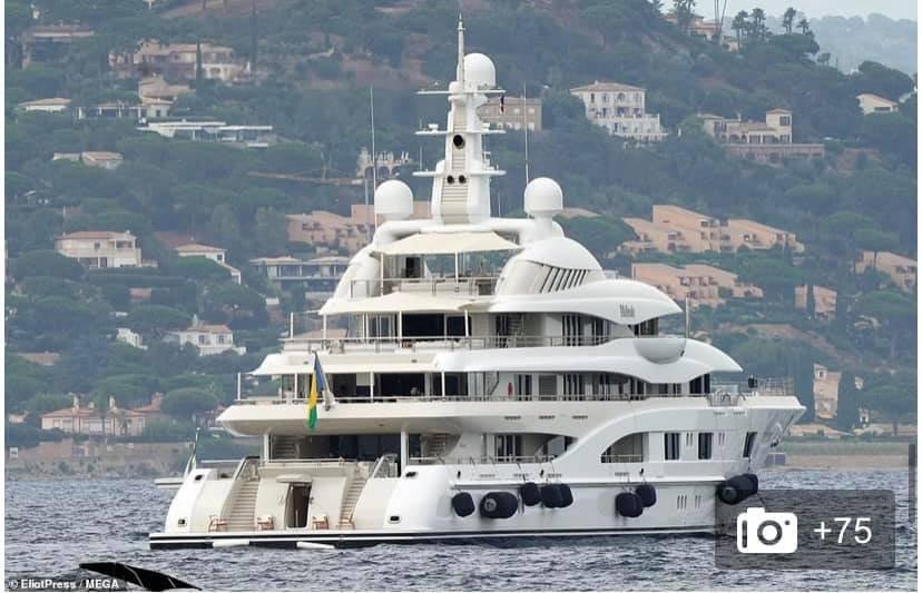 Дженнифер Лопез отпраздновала день рождения на яхте Ахметова, - ФОТО, фото-1