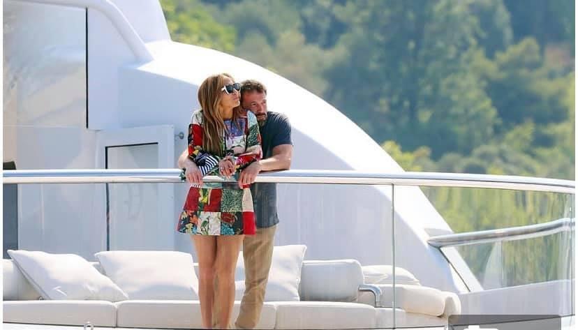 Дженнифер Лопез отпраздновала день рождения на яхте Ахметова, - ФОТО, фото-2
