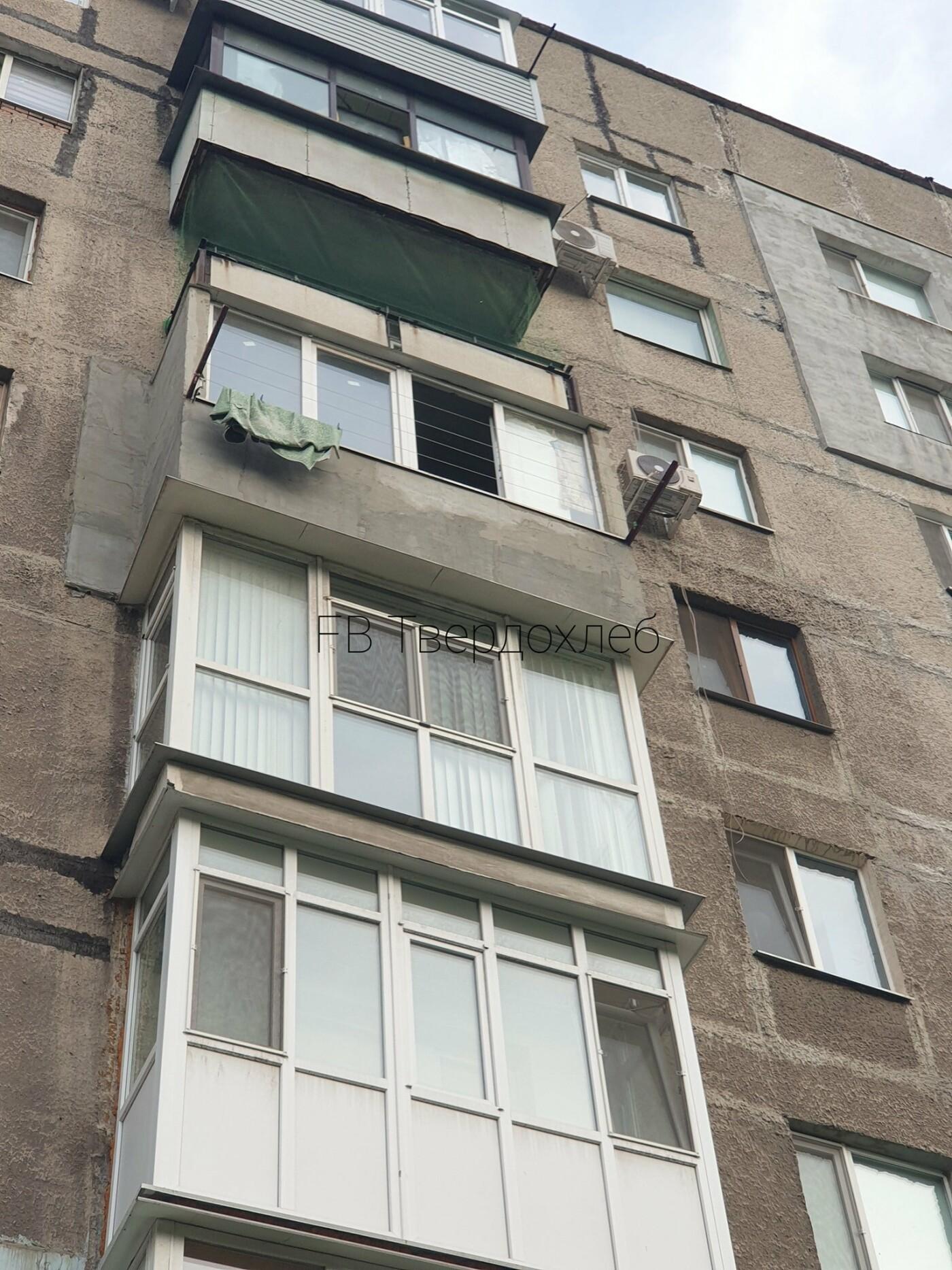 В Мариуполе мужчина выпрыгнул из окна 6 этажа, - ФОТО, фото-1