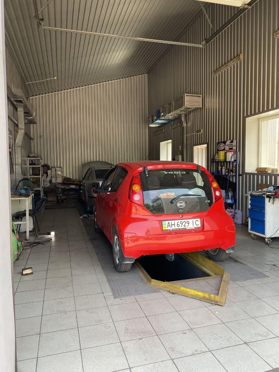 BumbleBee - центр технического обслуживания автомобилей и залог качественно выполненной работы!, фото-9