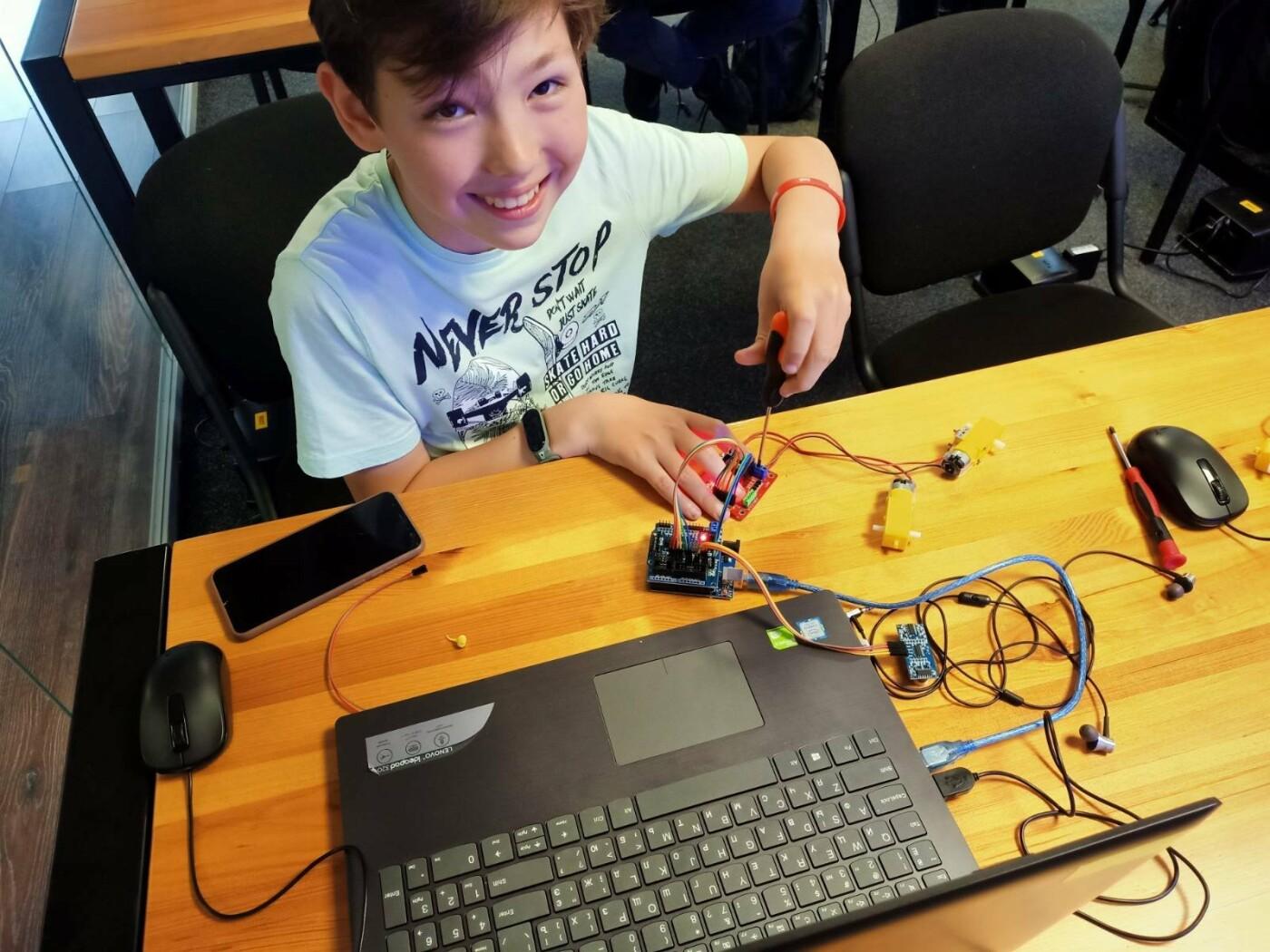 Дети просто в восторге! Обучение в IT Академии BYTE!, фото-1
