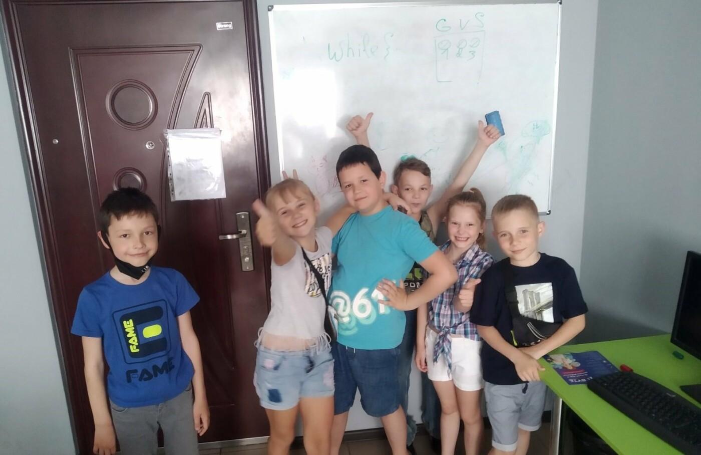 Дети просто в восторге! Обучение в IT Академии BYTE!, фото-5