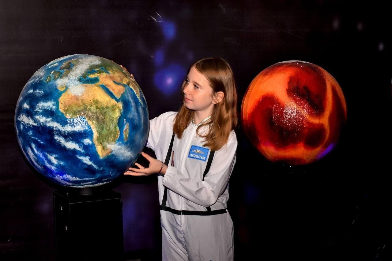 Маріуполь,прийом, як чути? Вперше у місті з 3 вересня по 26 вересня космічна виставка-пригода для всієї родини., фото-6
