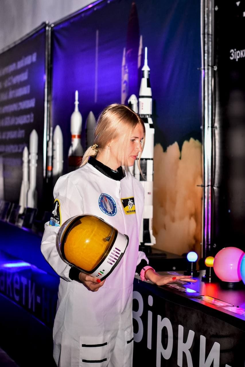 Маріуполь,прийом, як чути? Вперше у місті з 3 вересня по 26 вересня космічна виставка-пригода для всієї родини., фото-3