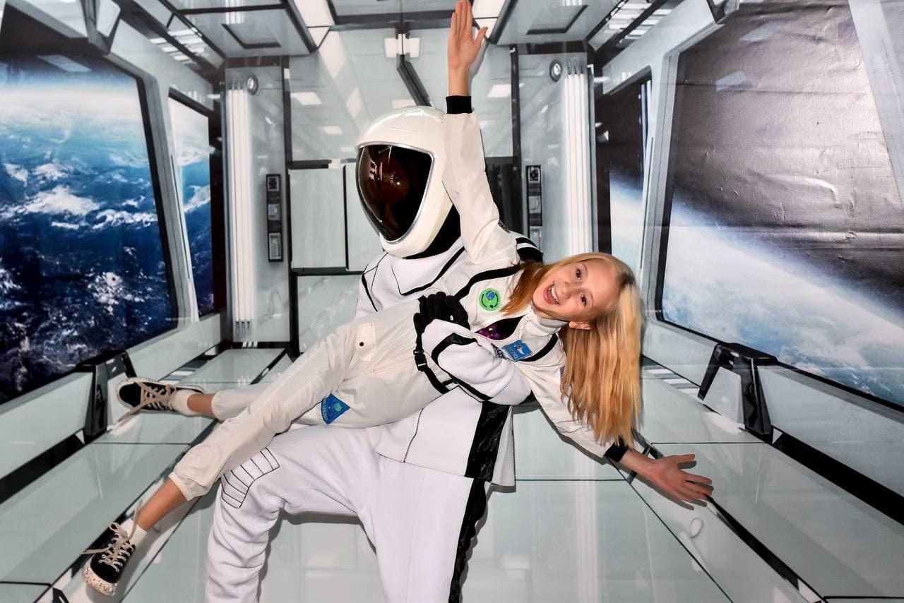 Маріуполь,прийом, як чути? Вперше у місті з 3 вересня по 26 вересня космічна виставка-пригода для всієї родини., фото-1