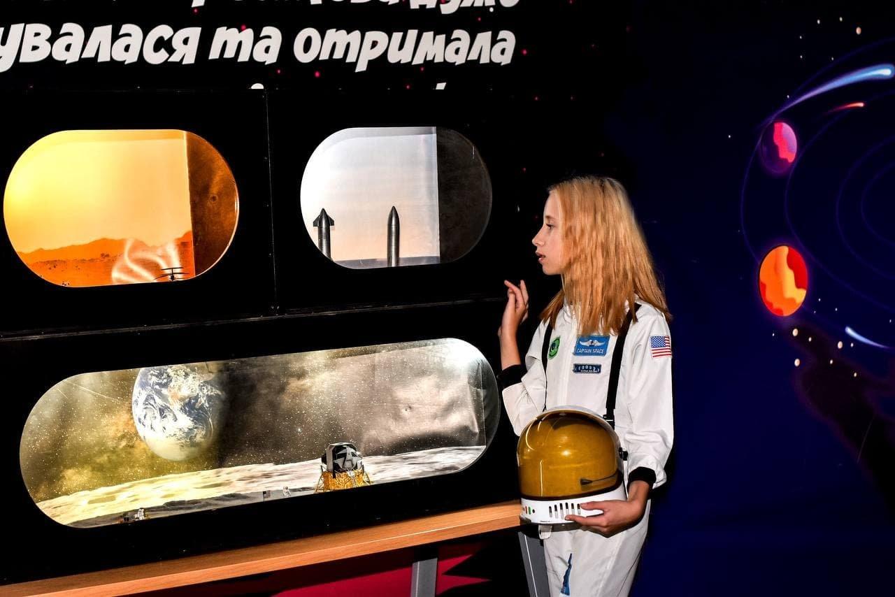 Маріуполь,прийом, як чути? Вперше у місті з 3 вересня по 26 вересня космічна виставка-пригода для всієї родини., фото-2