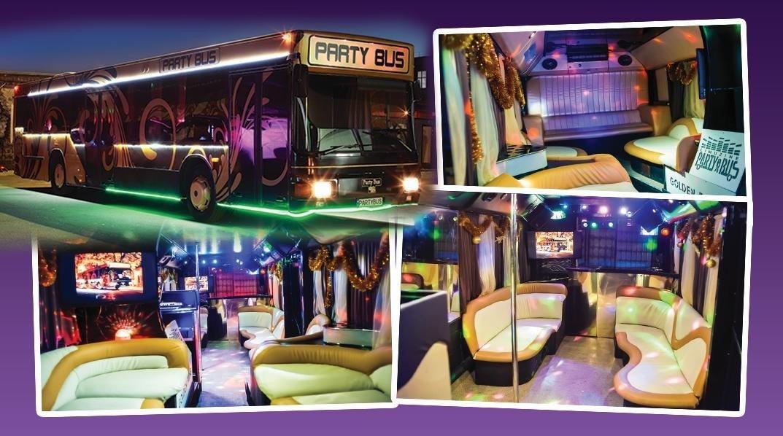 Закажите у нас автобус-дискотеку PARTY BUS на колесах и Вы гарантированно незабываемо проведете время!, фото-2