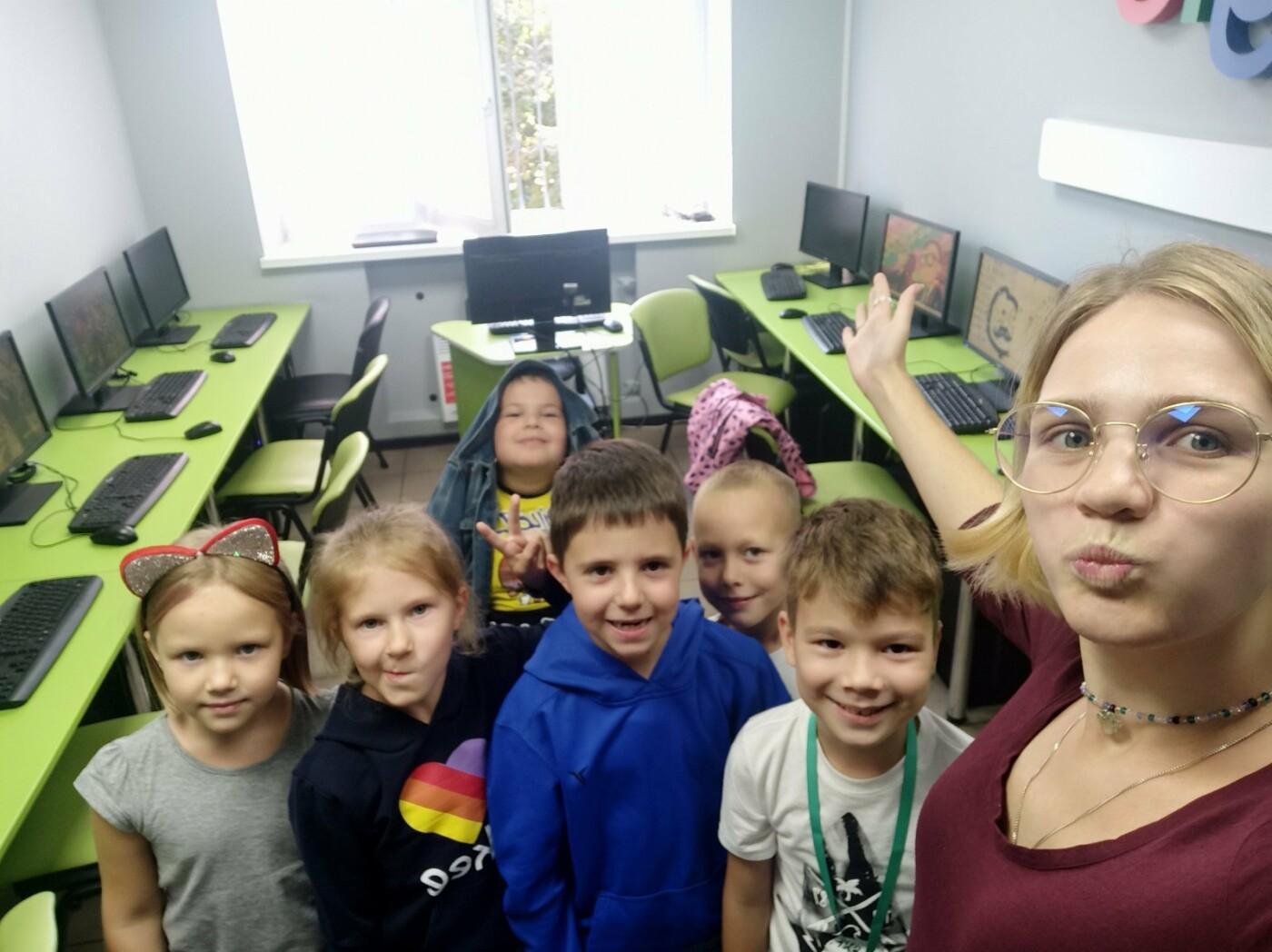 Фото-отчет с уроков в IT Академии BYTE, фото-1