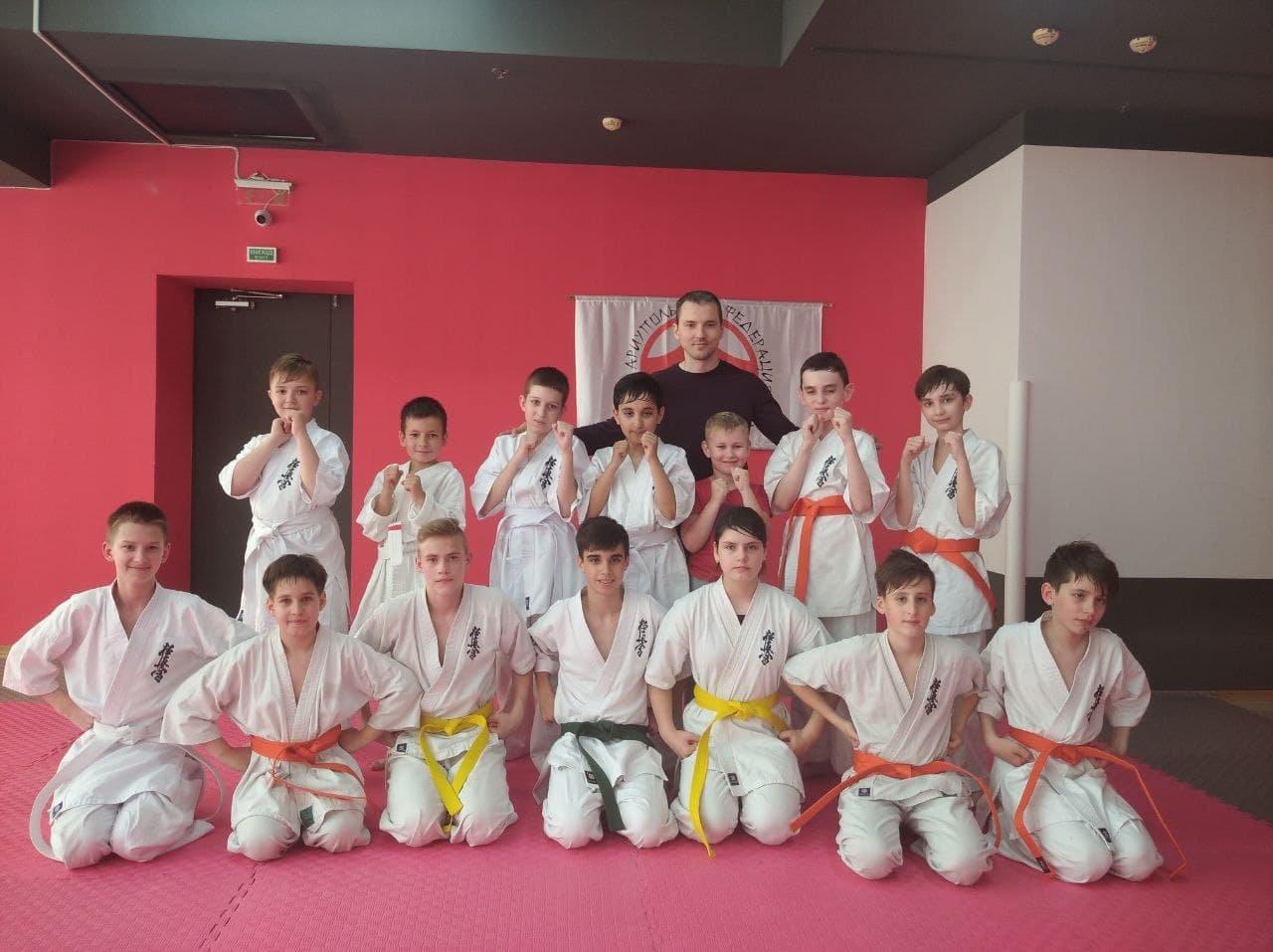 Школа восточных единоборств «Dojo» приглашает всех желающих на обучение, фото-1