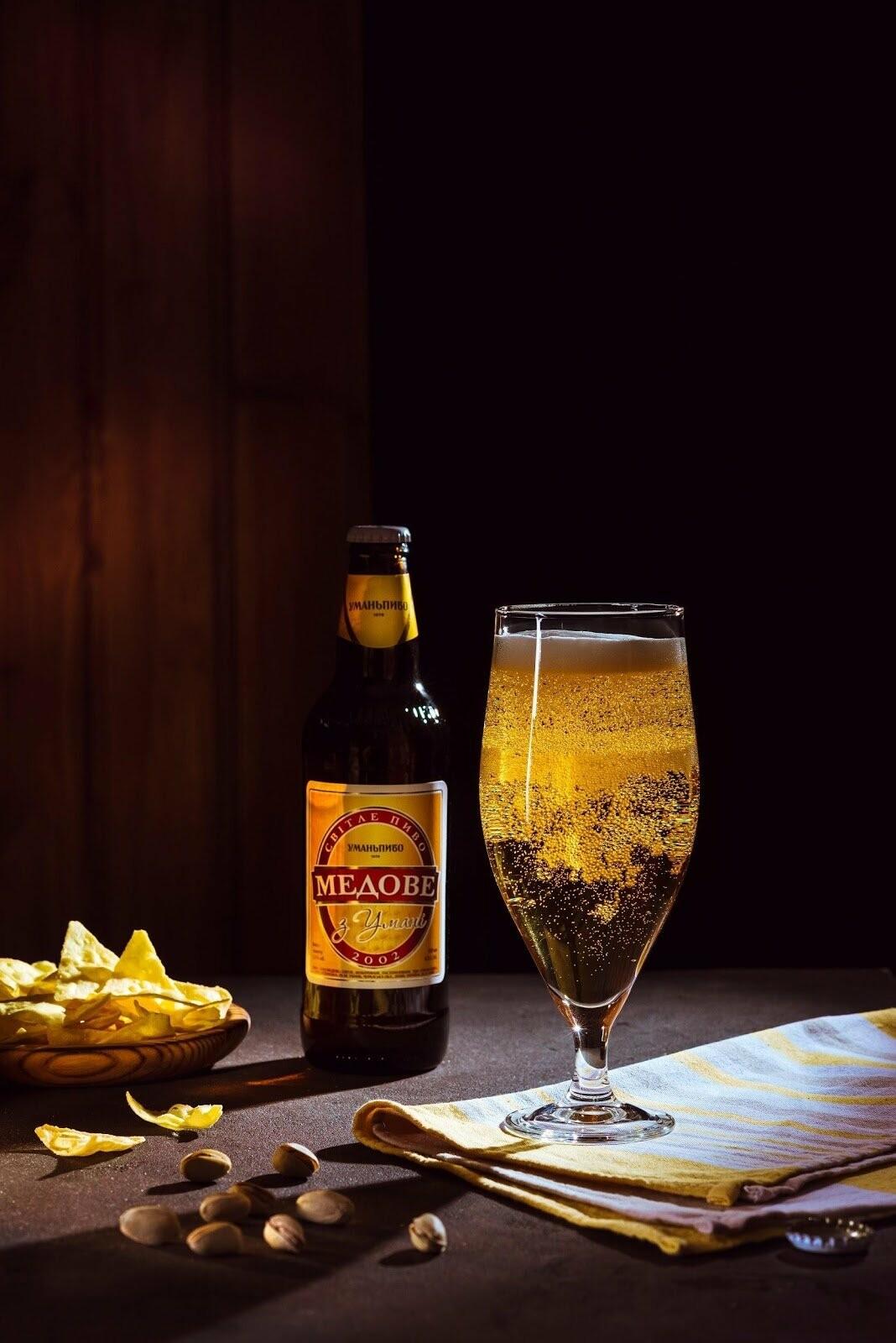 Медовое пиво